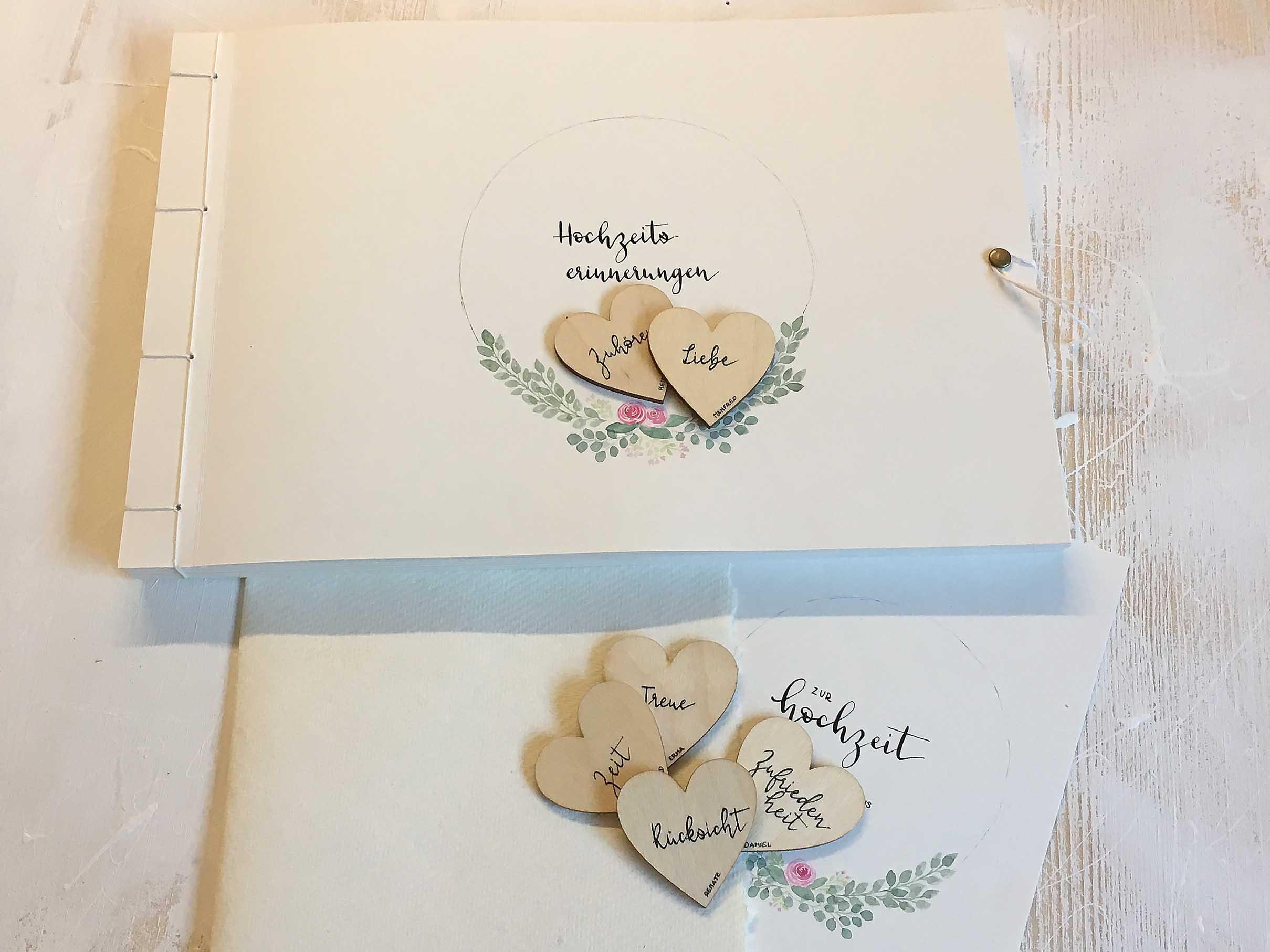 Hochzeitskarten von ArtStube