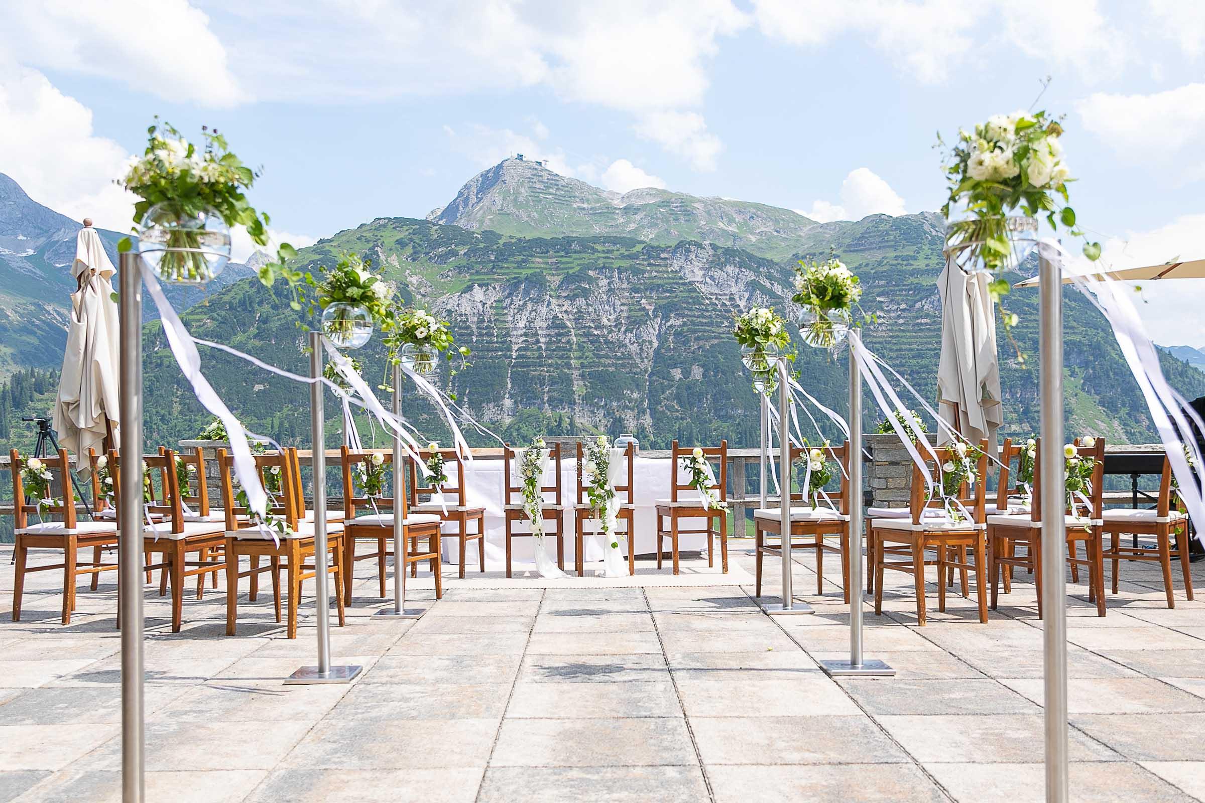 """Hochzeitslocation """"Hotel Goldener Berg"""""""