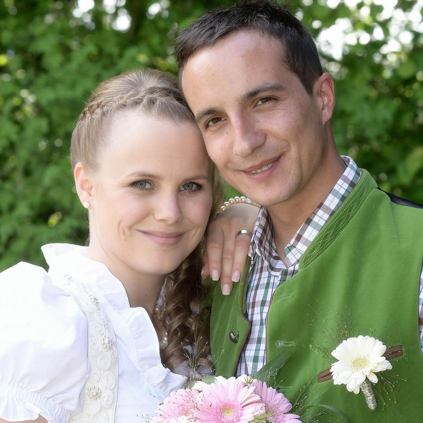 Hochzeit von Angelina & Marcel