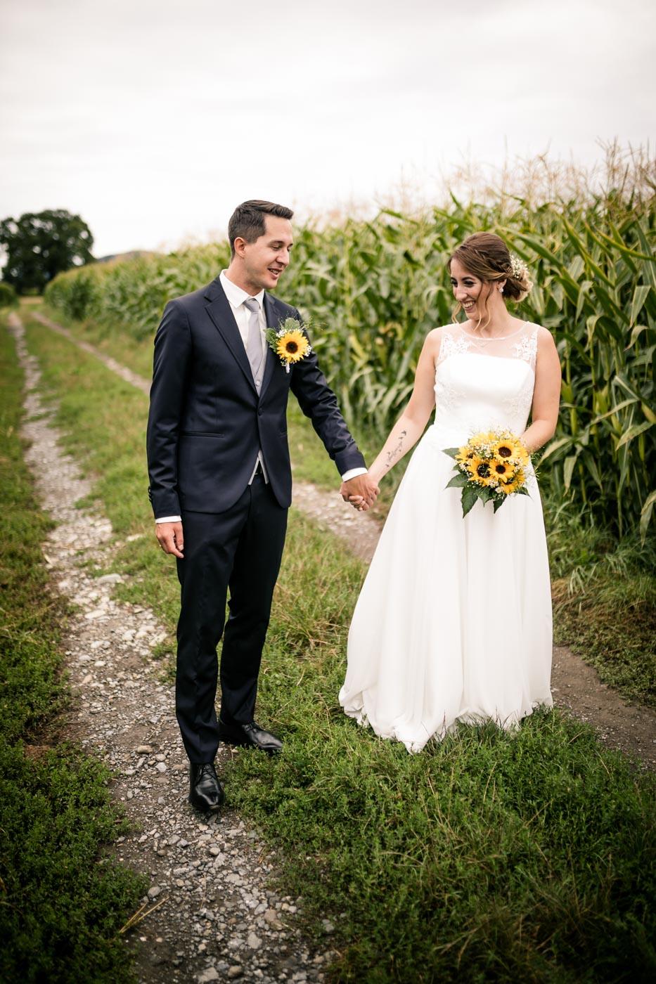 Hochzeit von Annette & Benjamin