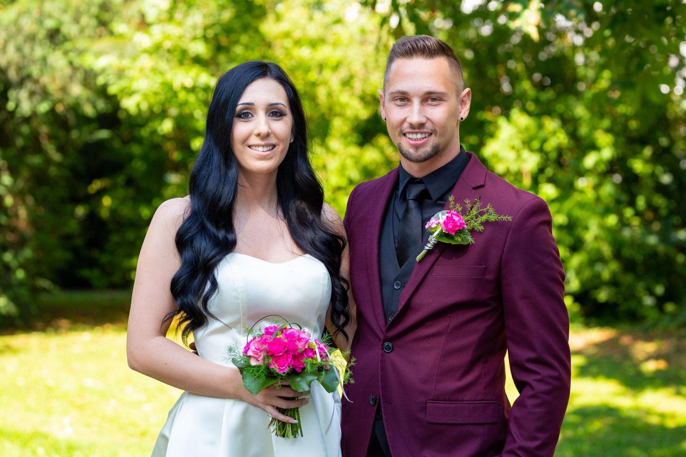 Hochzeit von Bianca & Christian