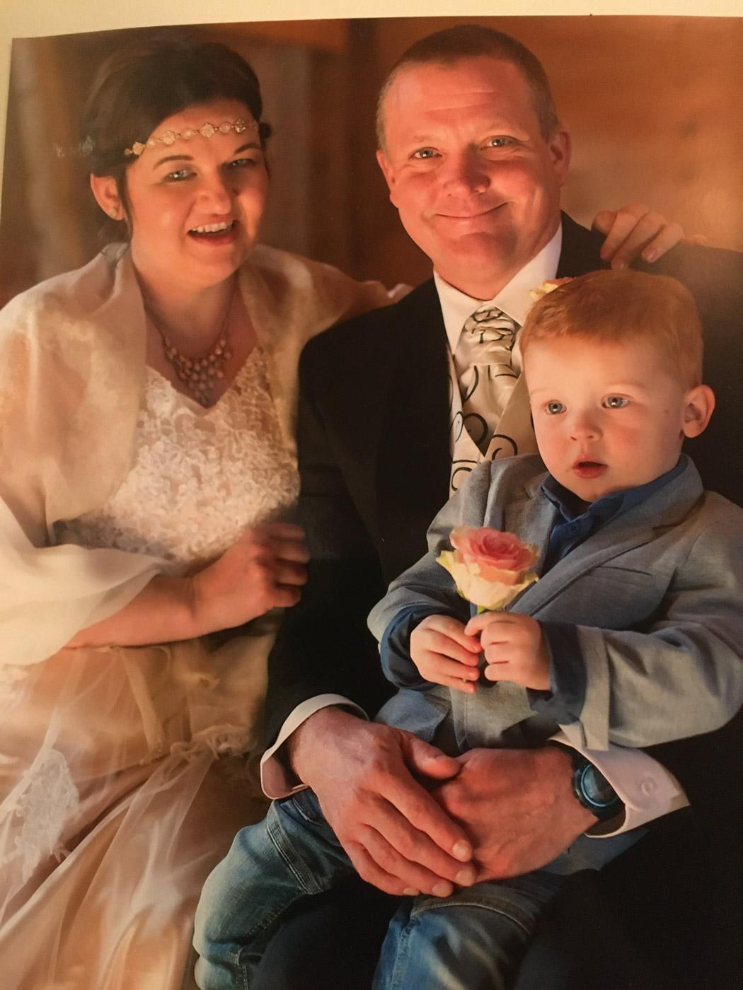 Hochzeit von Christine & Seamus