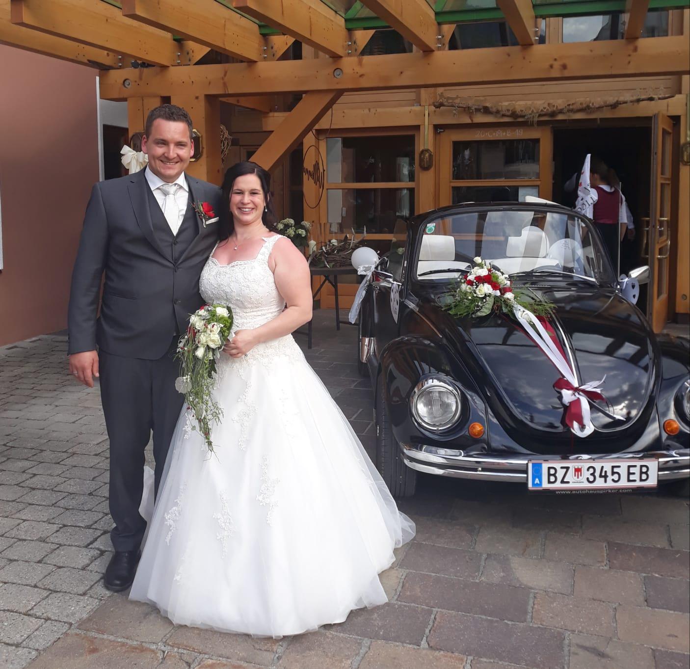 Hochzeit von Corina & Daniel