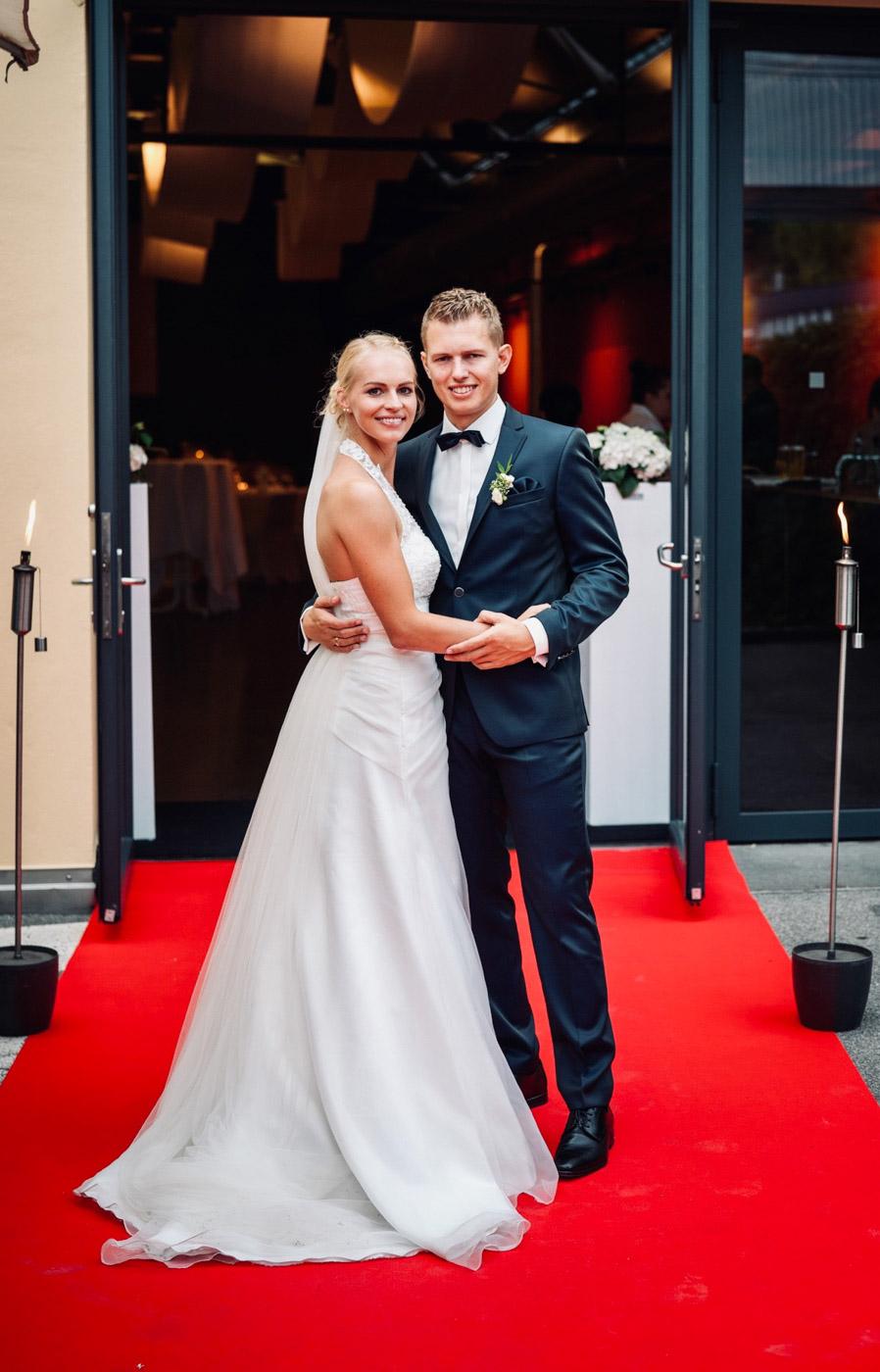 Hochzeit von Hanna & Linus