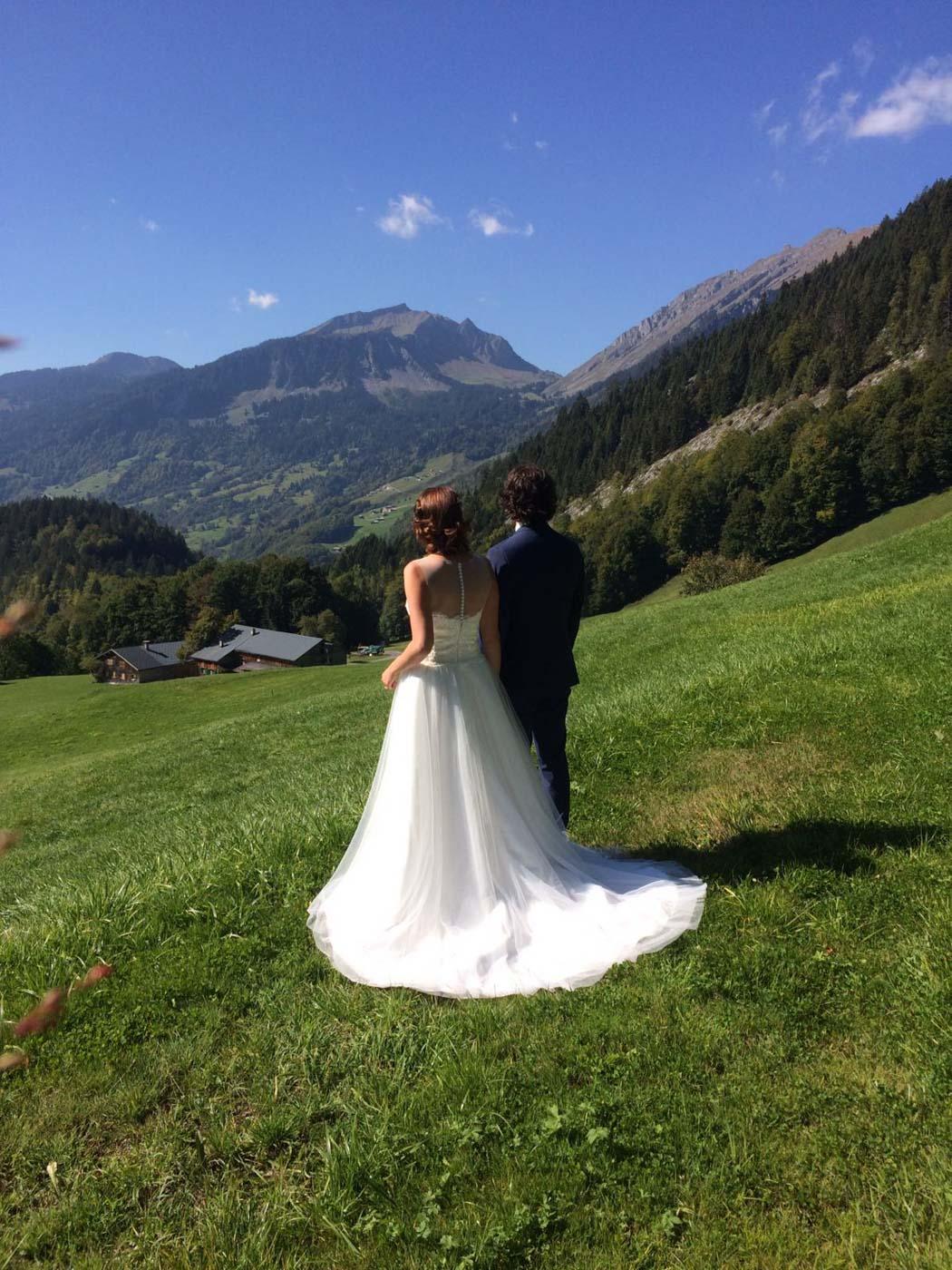Hochzeit von Iris & Lukas