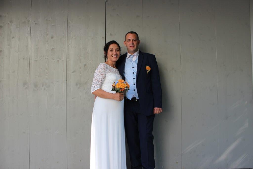Hochzeit von Jasmin & Martin