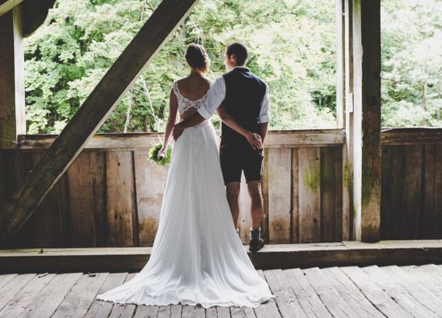 Hochzeit von Jessica & Wolfgang