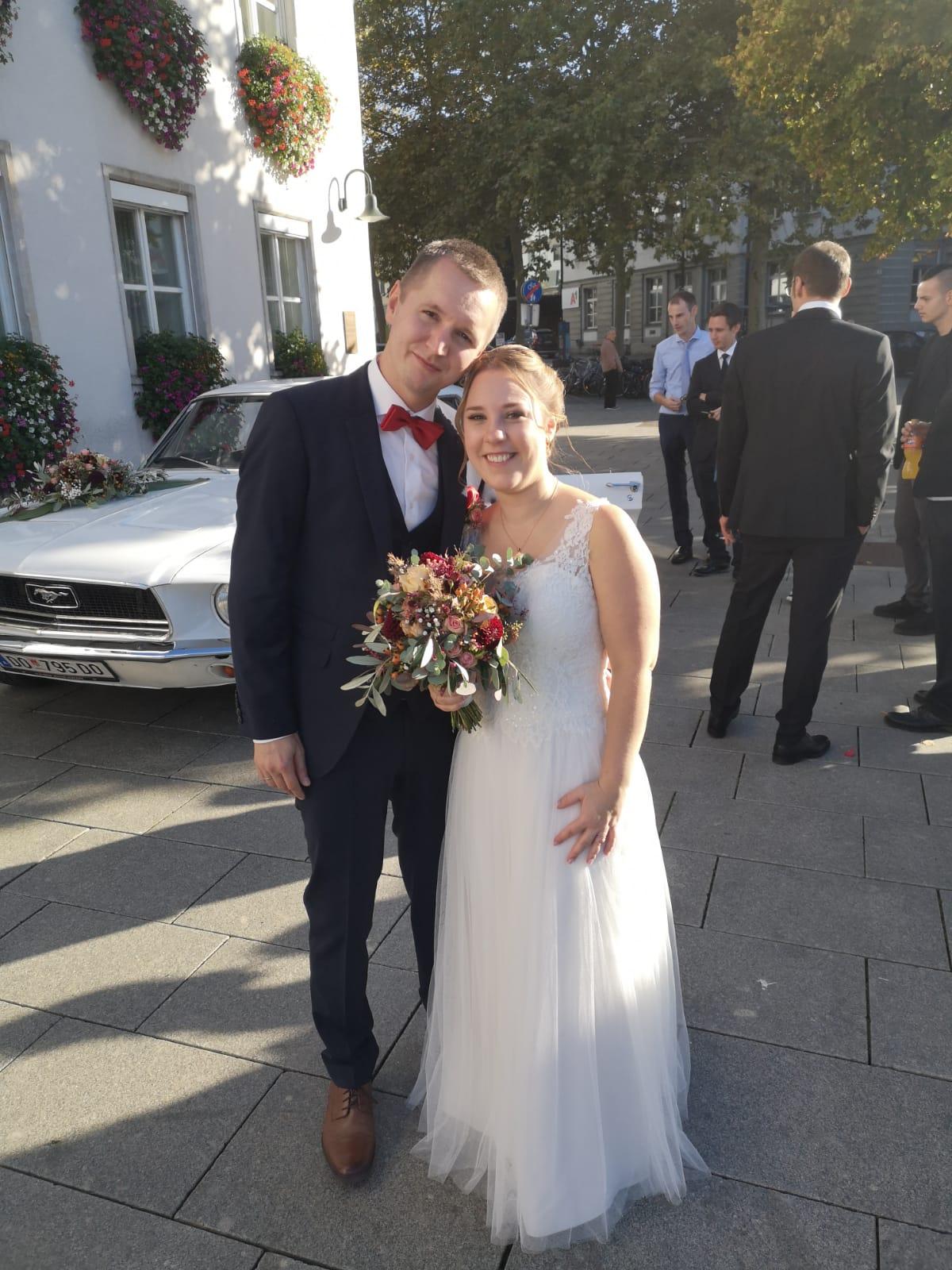 Hochzeit von Judith & René