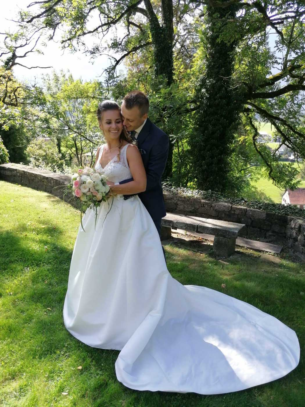 Hochzeit von Lisa & Florian
