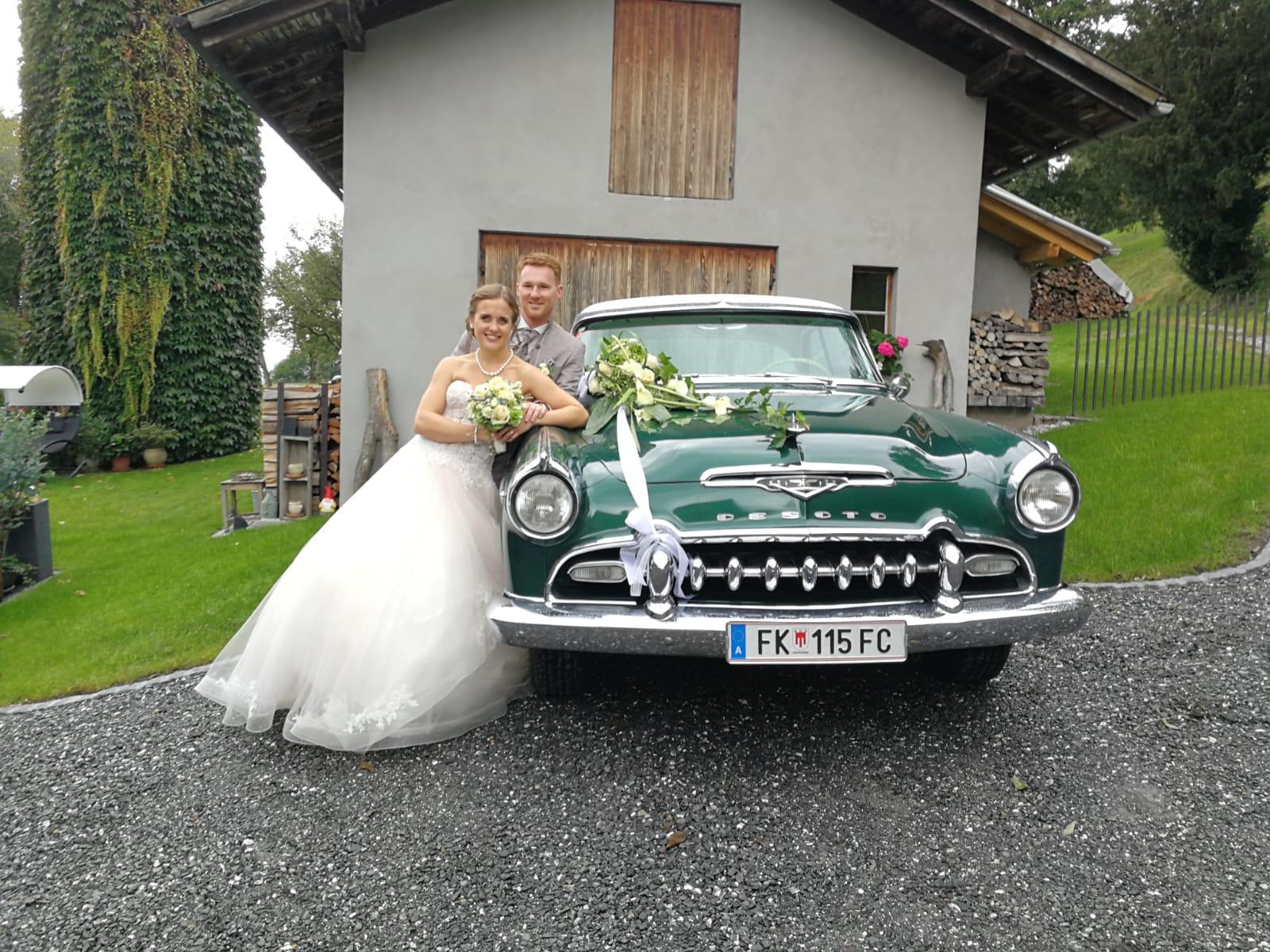 Hochzeit von Magdalena & Sascha