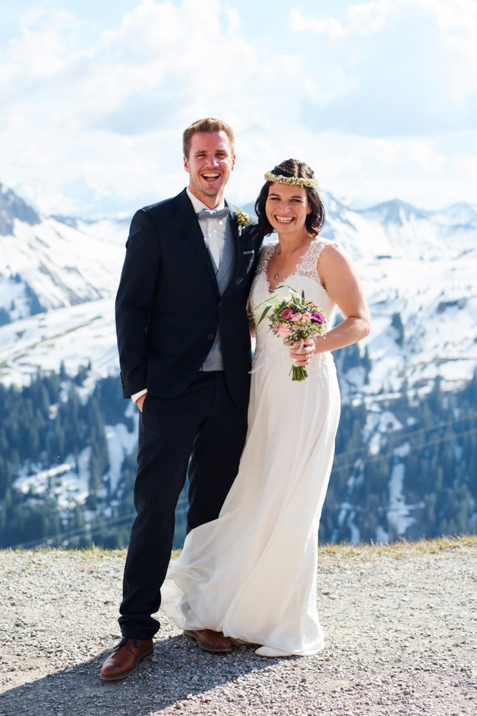Hochzeit von Marie & Manuel