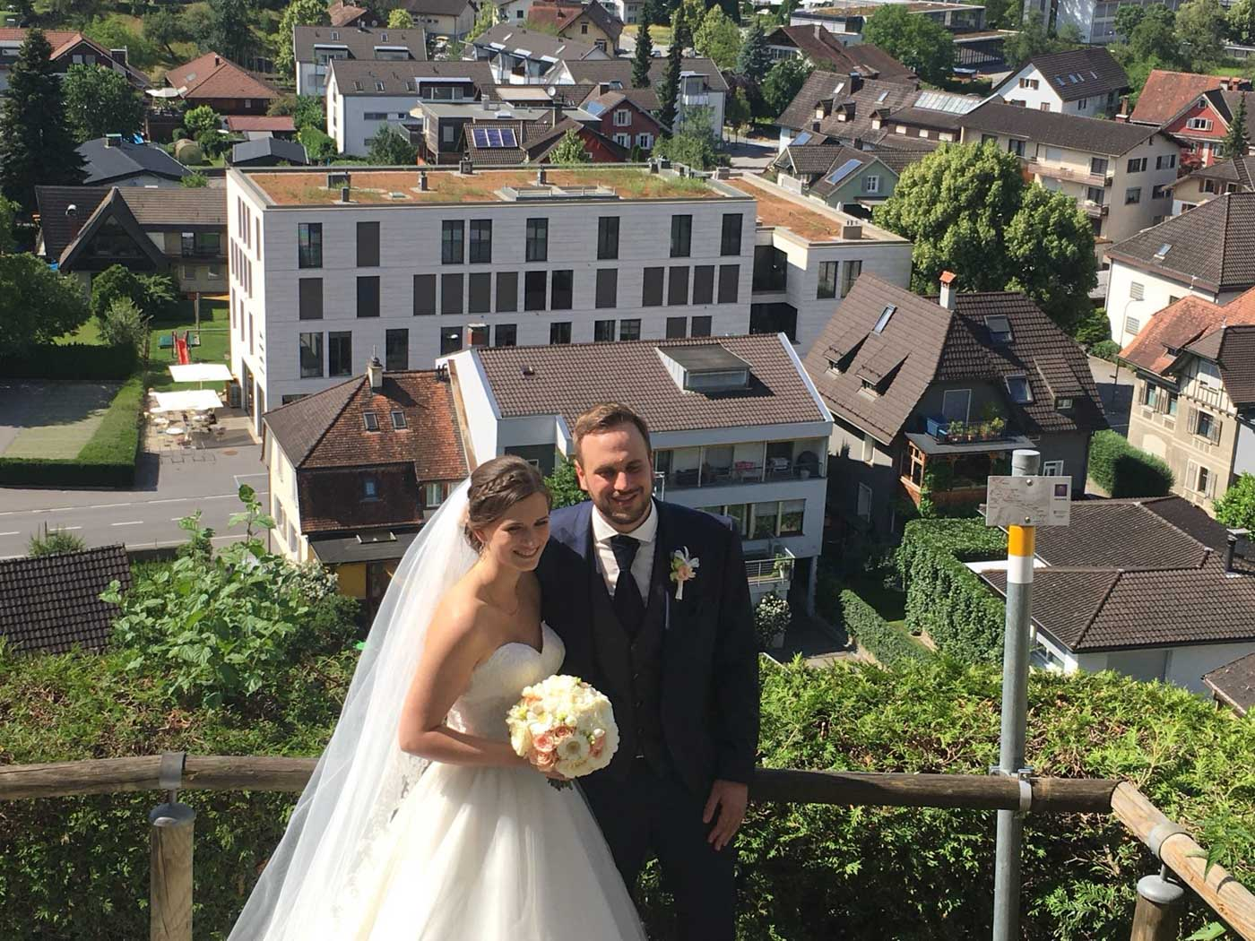Hochzeit von Marina & Matthias