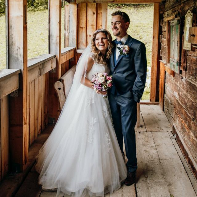 Hochzeit von Martina & Roman