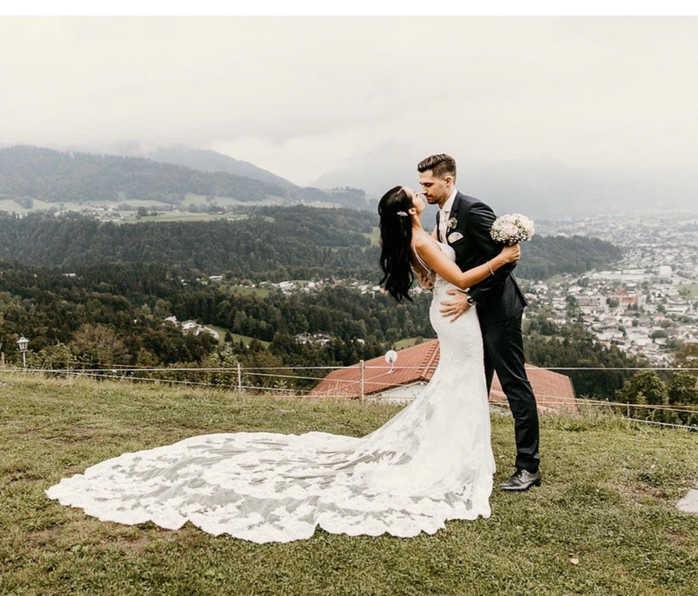 Hochzeit von Melanie & André