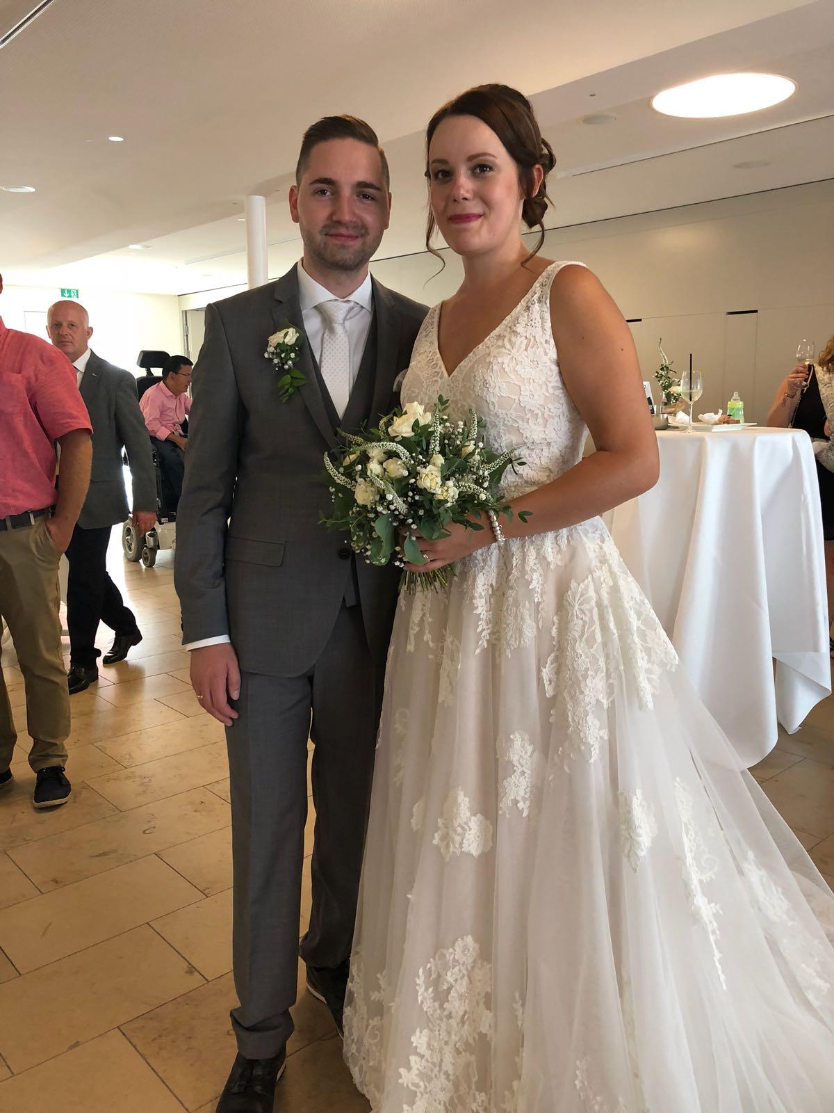 Hochzeit von Melanie & Manuel