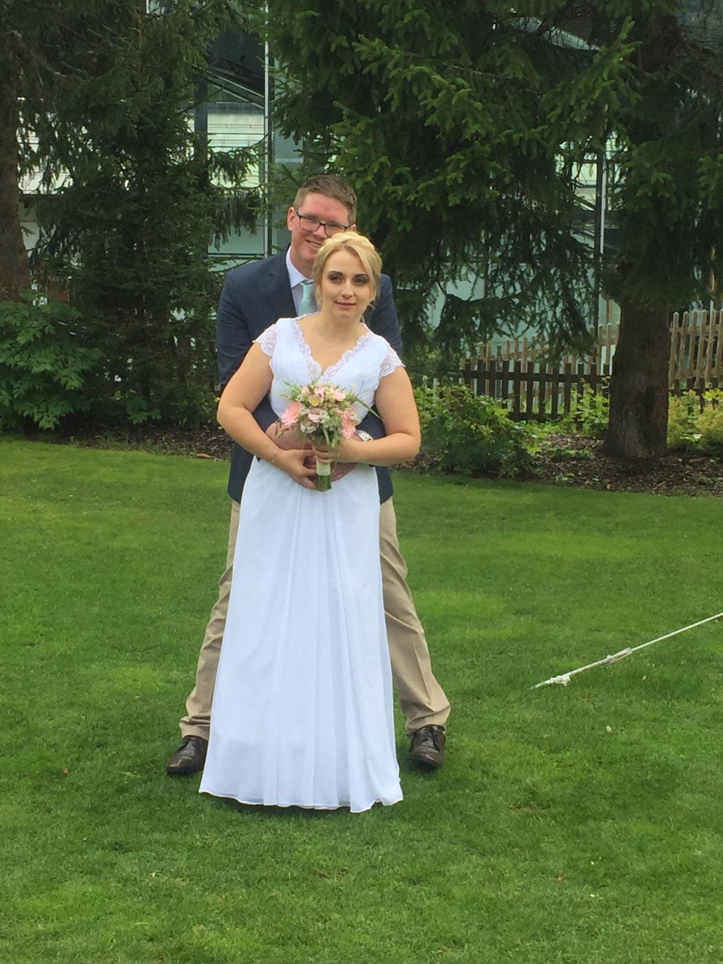 Hochzeit von Orianne & Jens
