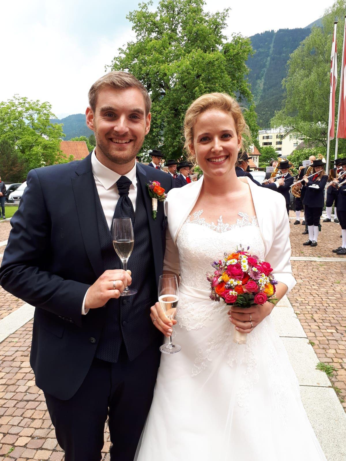 Hochzeit von Ramona & Mathias