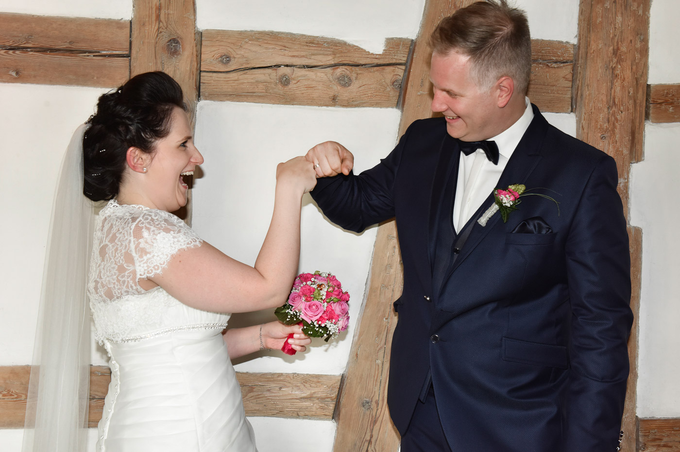 Hochzeit von Sabrina & Fabian