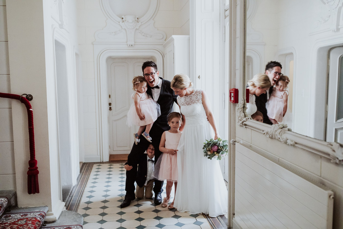 Hochzeit von Sabrina & Roman