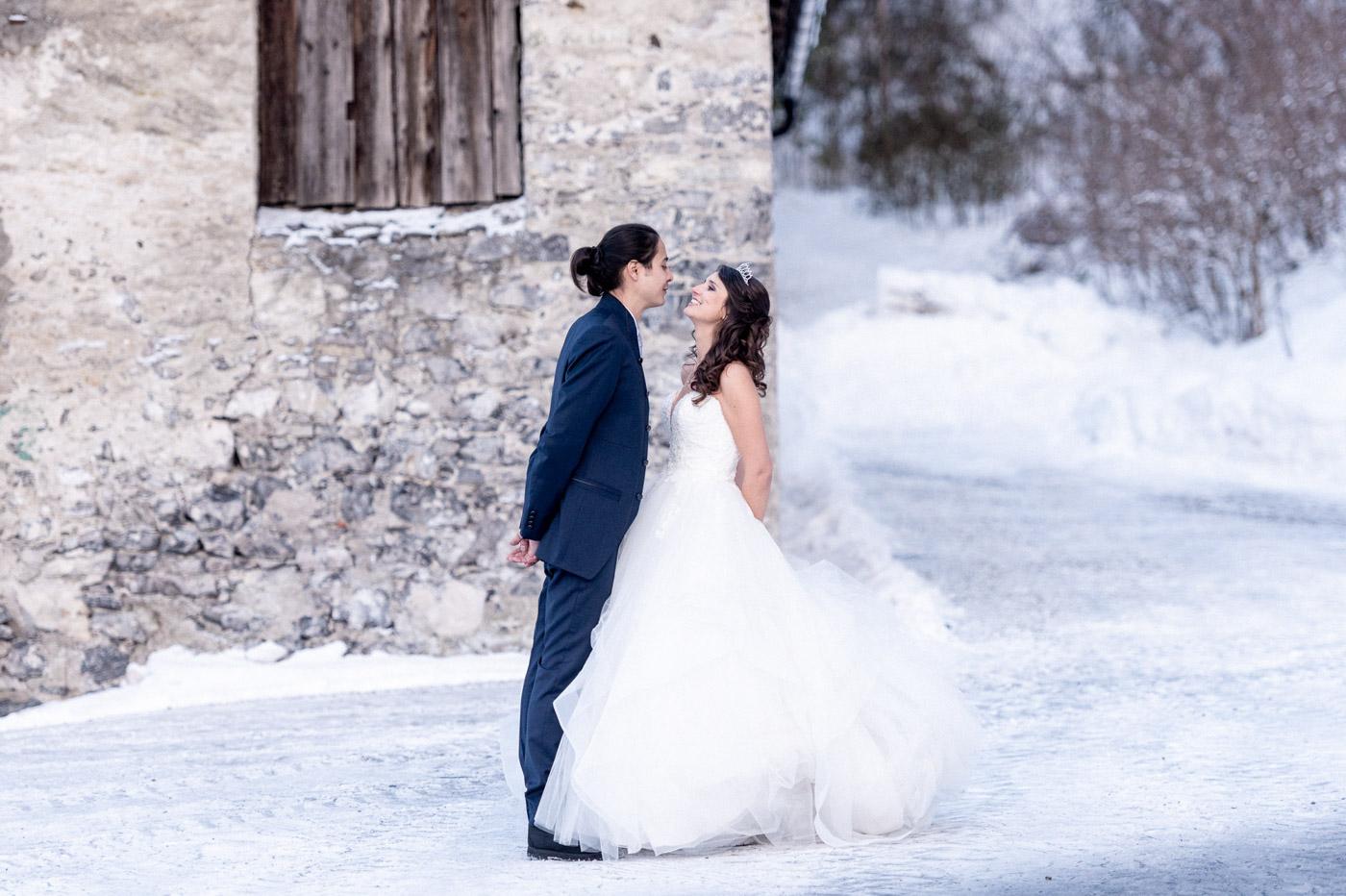 Hochzeit von Sandrine & Michi