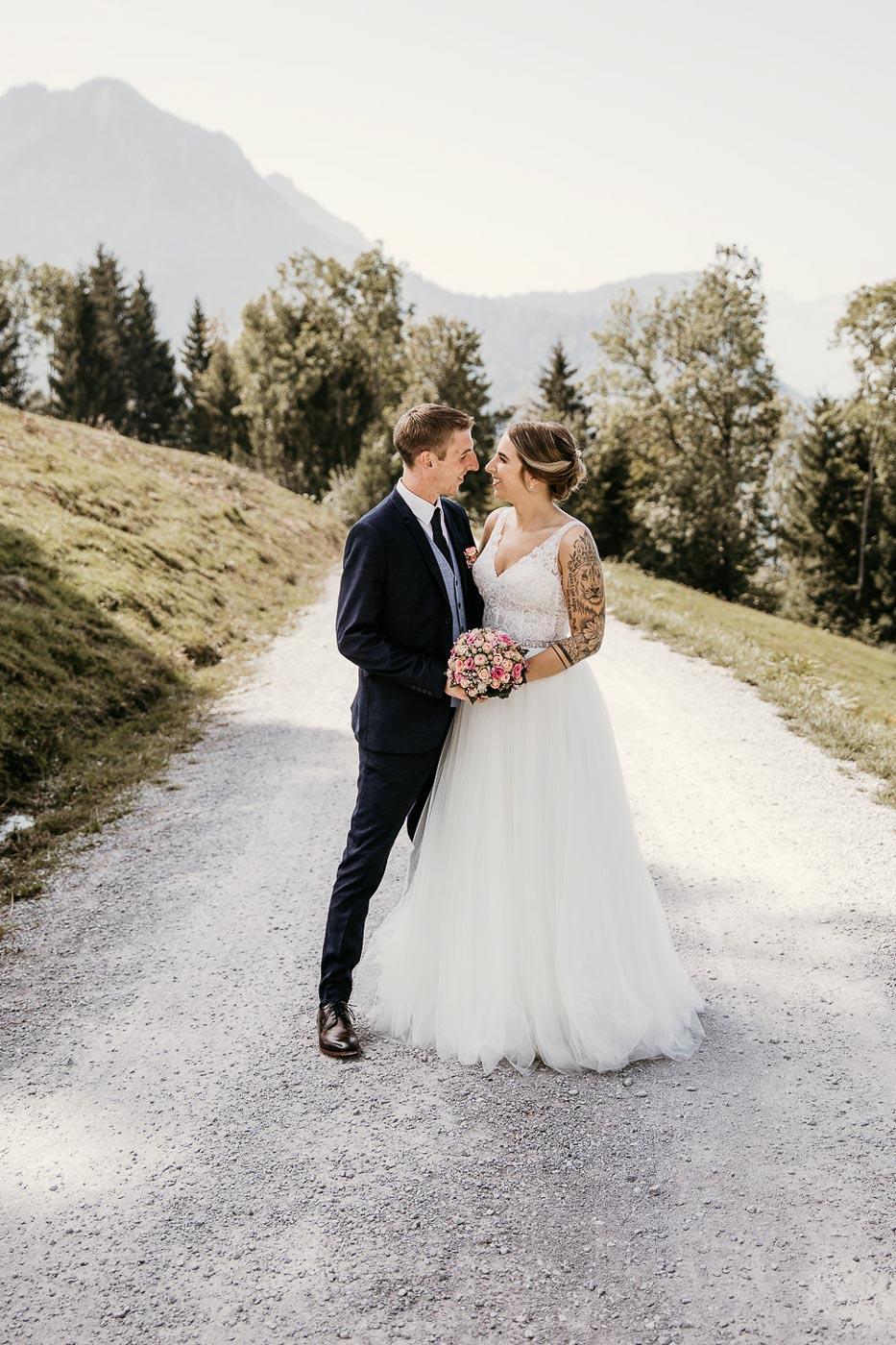 Hochzeit von Sarah & Martin