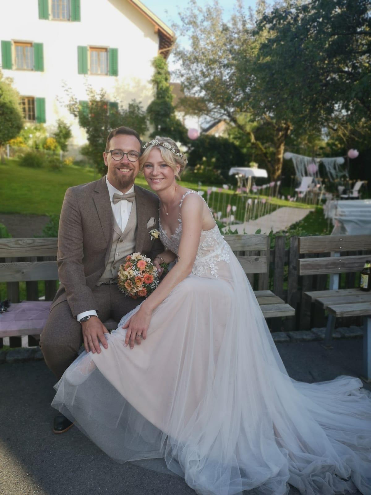 Hochzeit von Selina & Nino