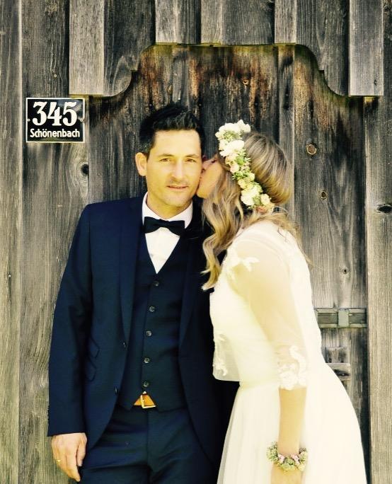 Hochzeit von Simone & David