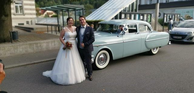 Hochzeit von Veronika & Claudio