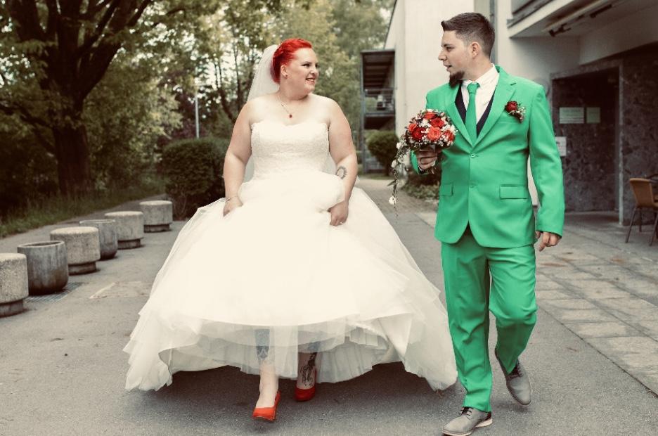 Hochzeit von Viktoria & Nico