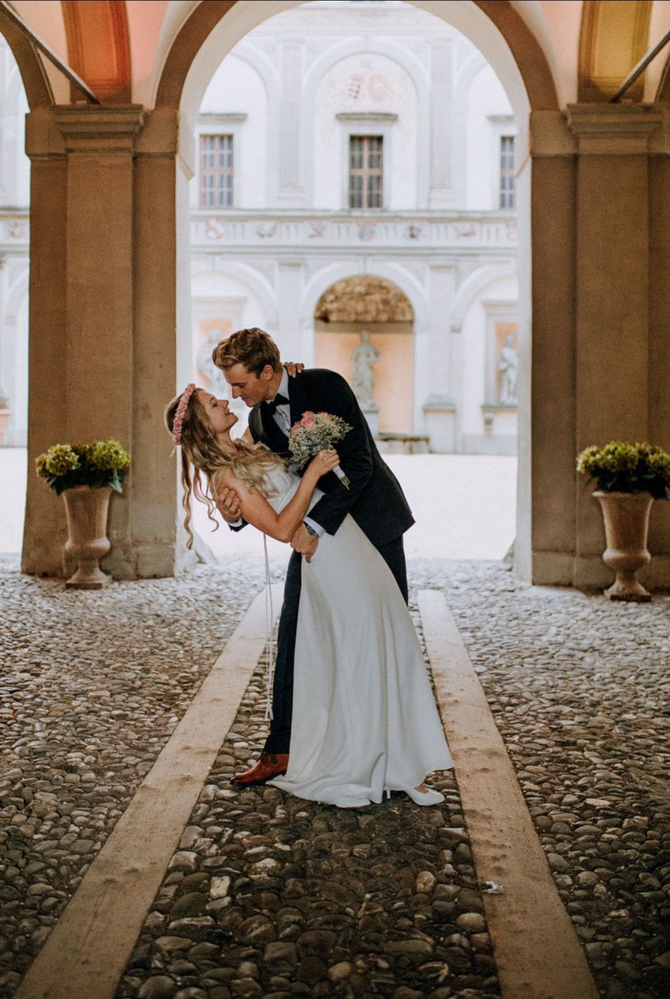 Hochzeit von Vivien & Nick