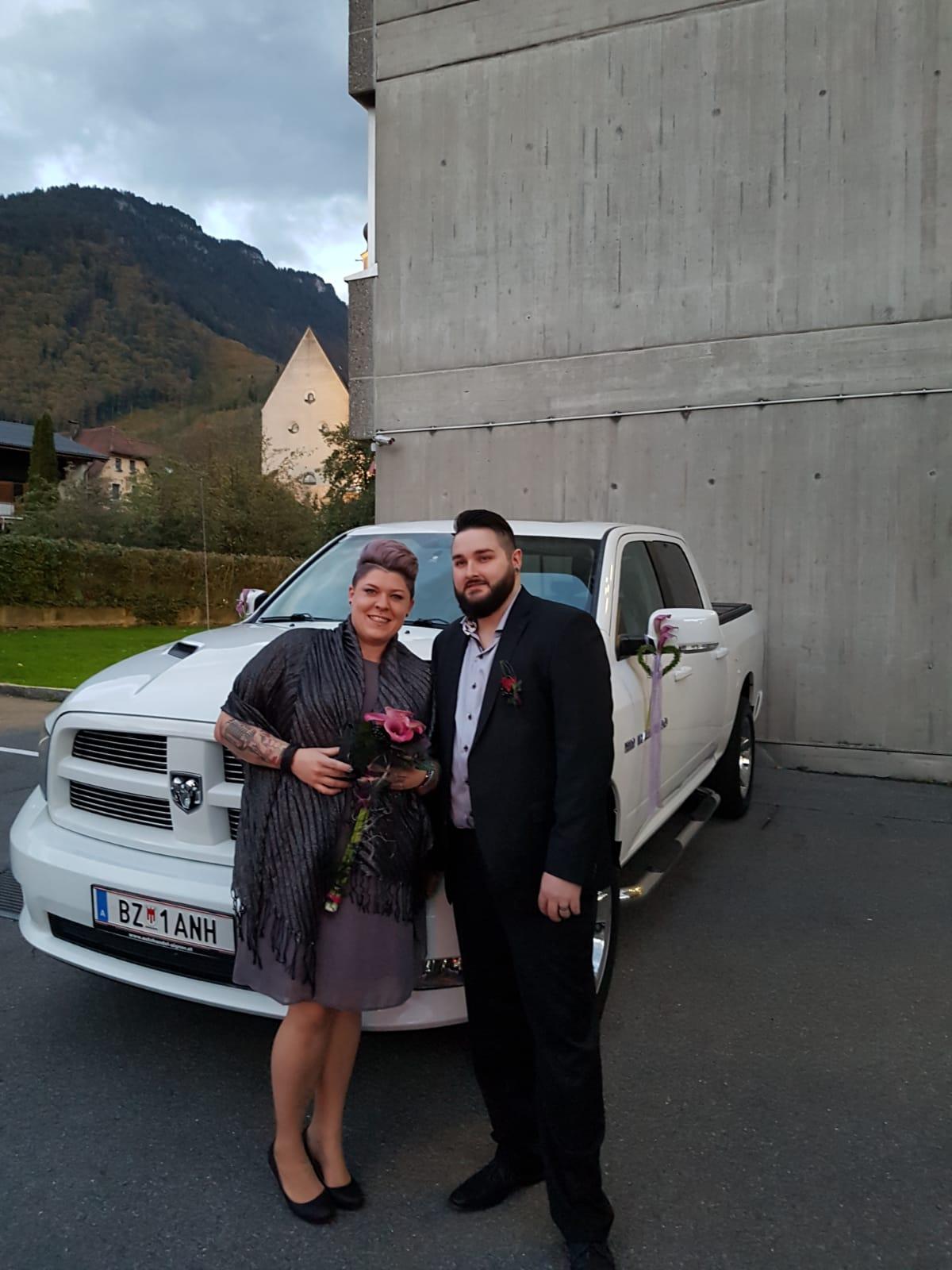 Hochzeit von Felicitas & Dominik aus Bludenz