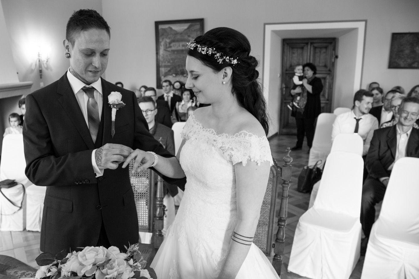 Hochzeit von Laura & Marcel aus Mäder