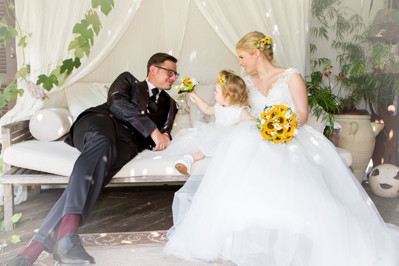 Hochzeit von Christina & Joachim