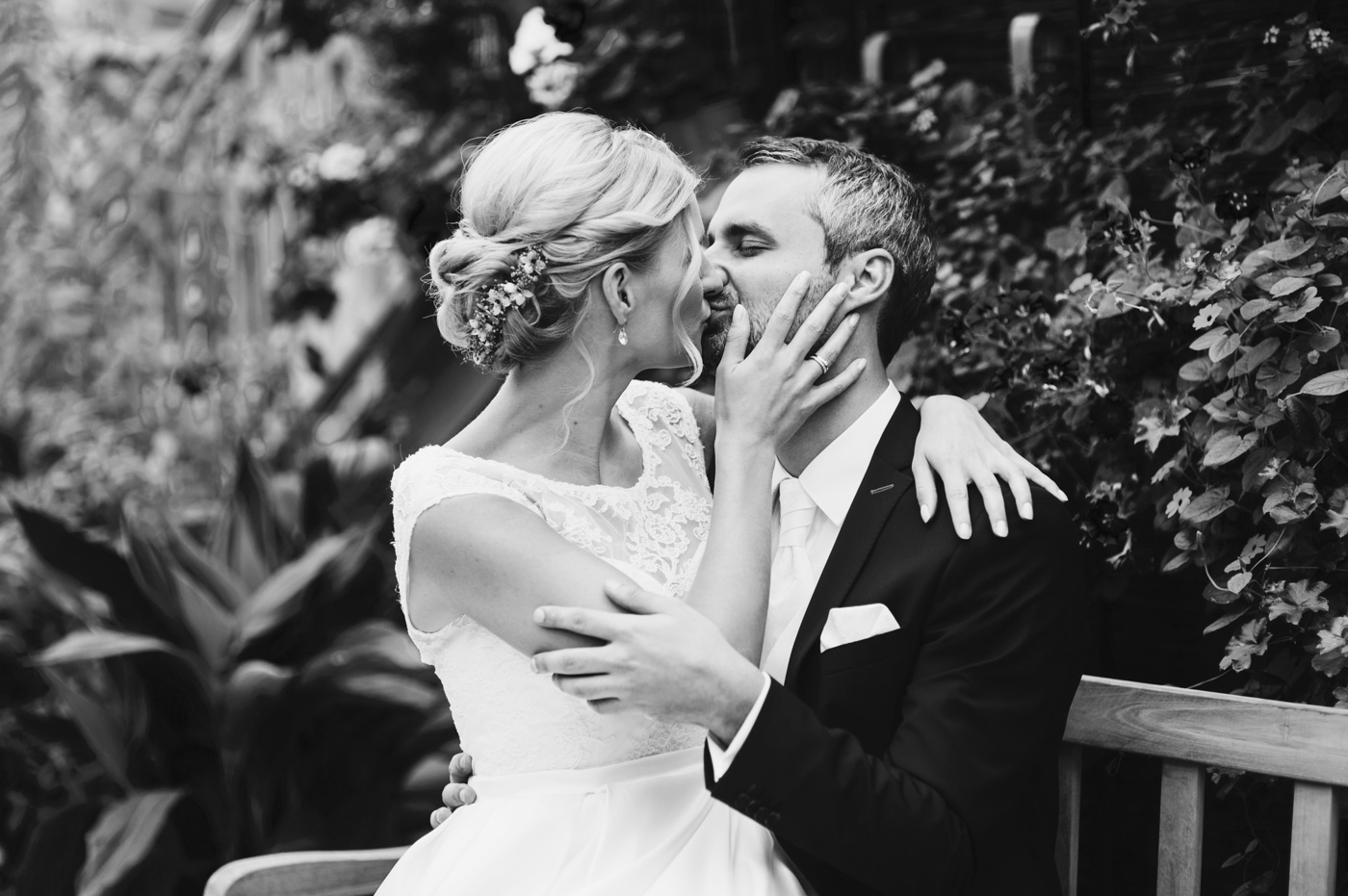 Hochzeit von Lisa-Marie & Christoph