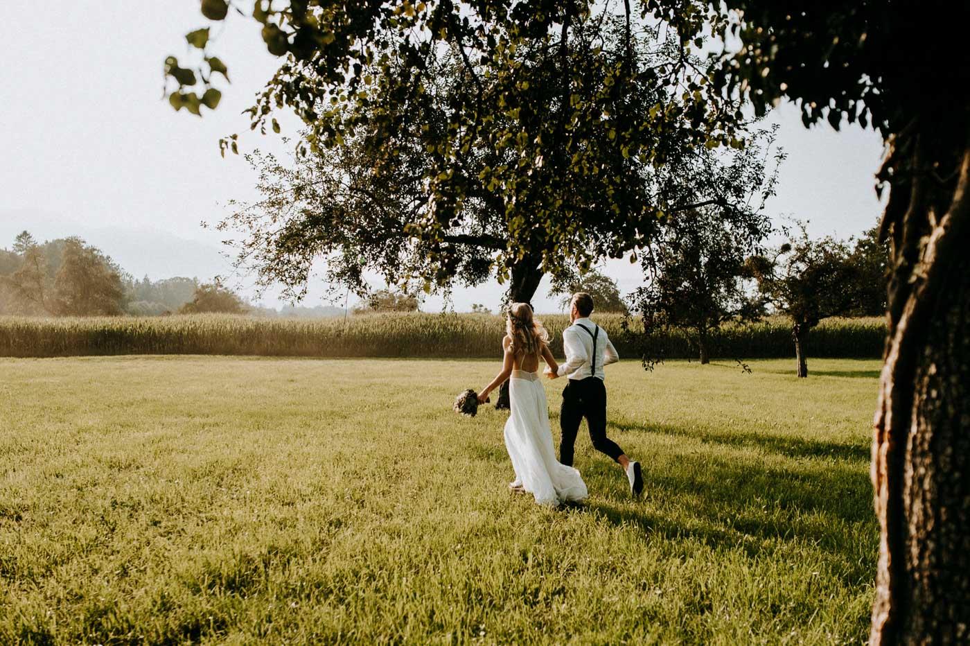 Hochzeit von Lisa & Bernhard