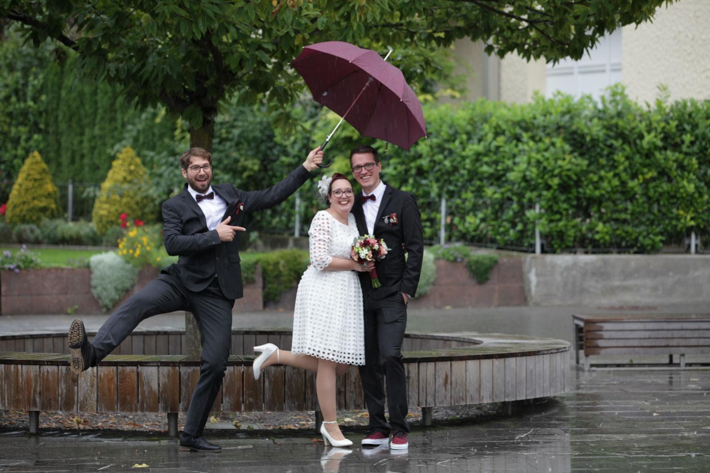 Hochzeit von Miriam & Clemens