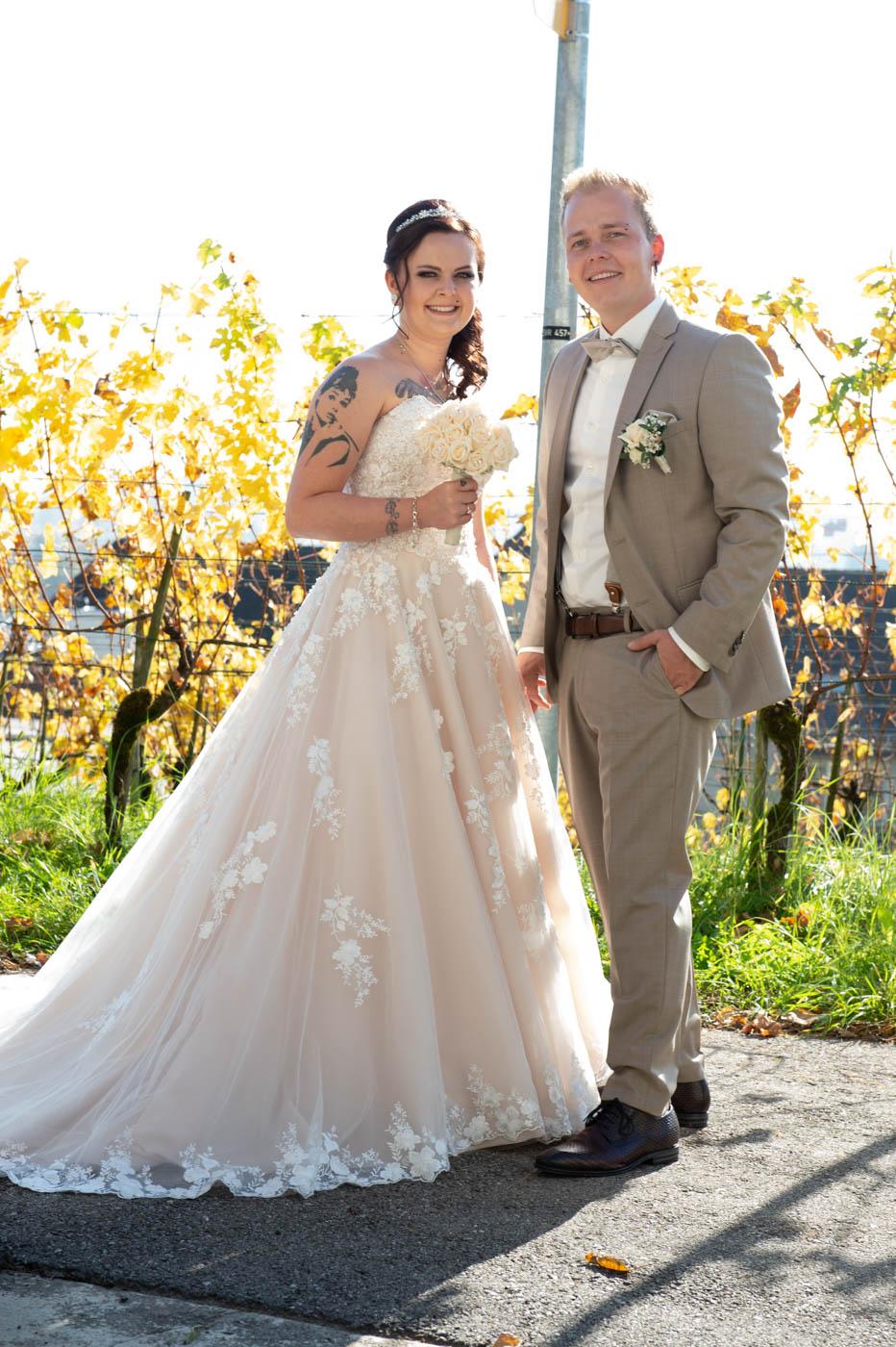 Hochzeit von Sabrina & Sandro