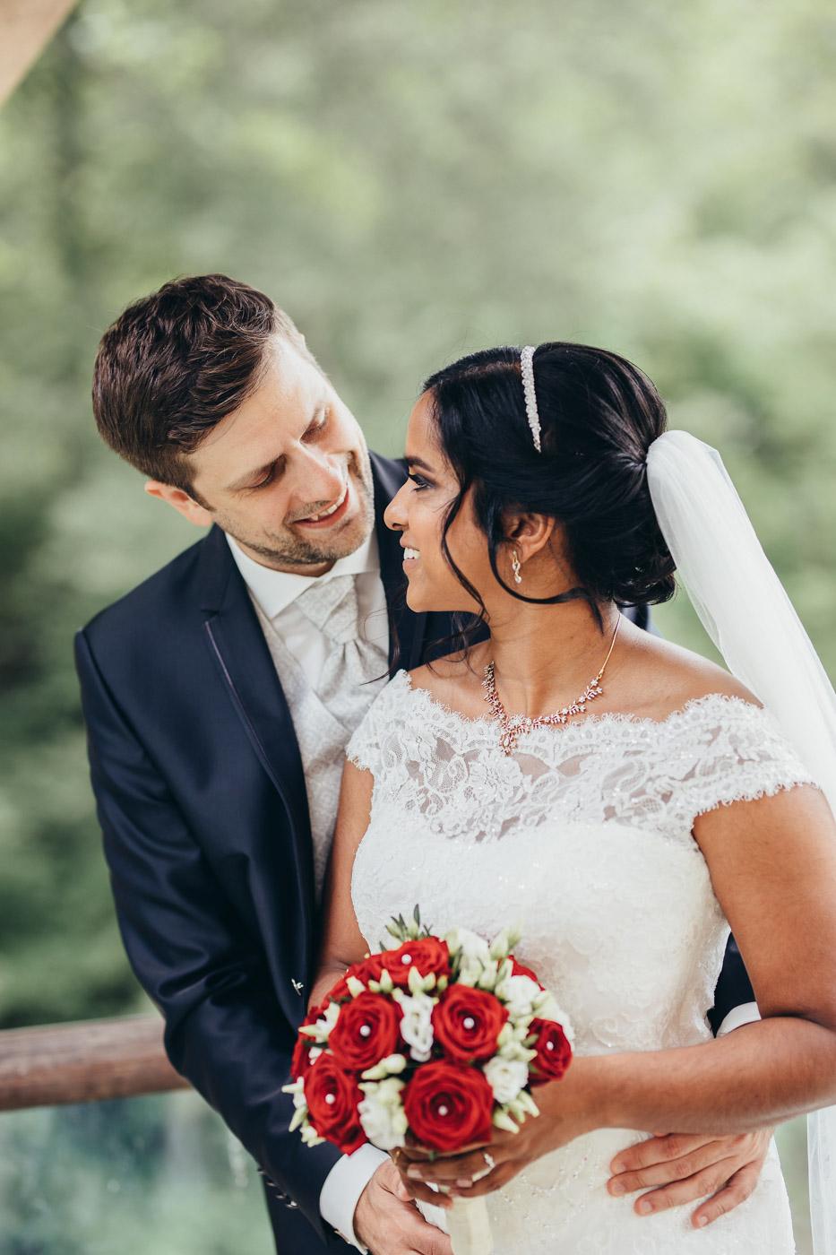 Hochzeit von Swapna & Andreas