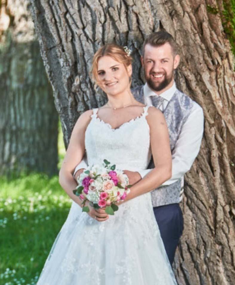 Hochzeit von Franziska & Christian