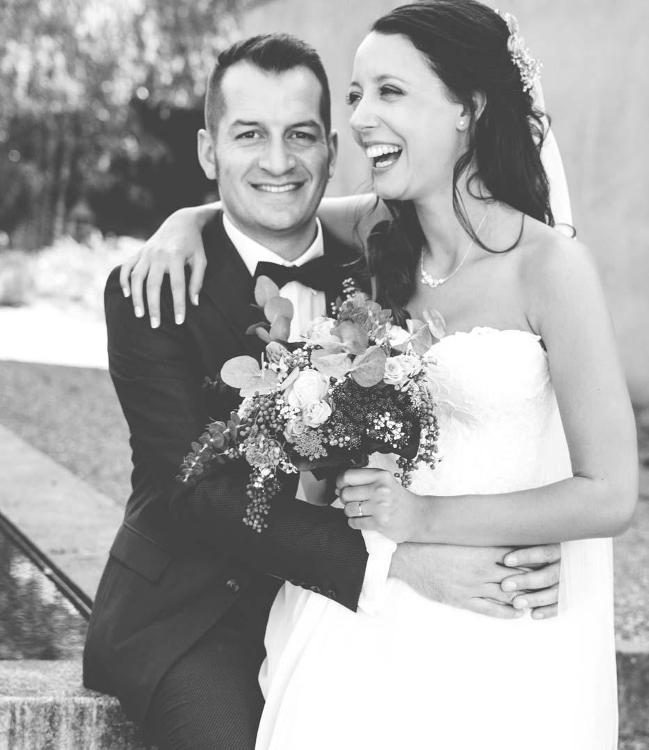 Hochzeit von Martha & Lukas