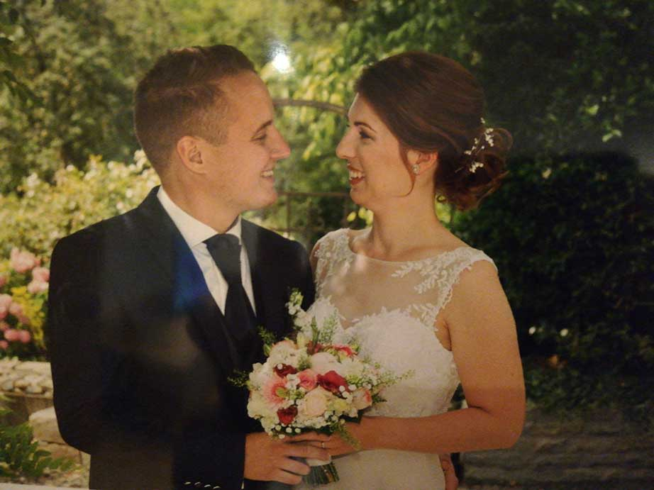 Hochzeit von Sabrina & Daniel