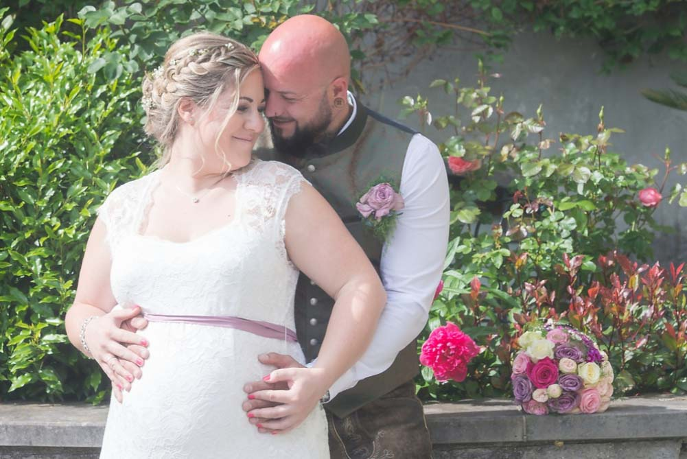 Hochzeit von Stefanie & Dominik