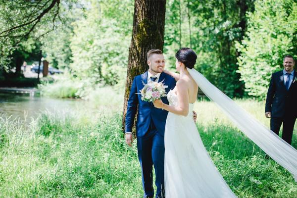 Hochzeit von Kristin & Manuel
