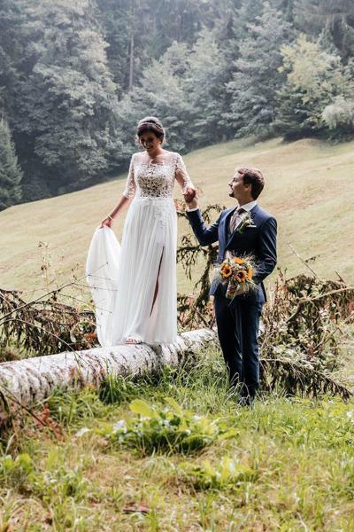 Hochzeit von Marion & Adrian