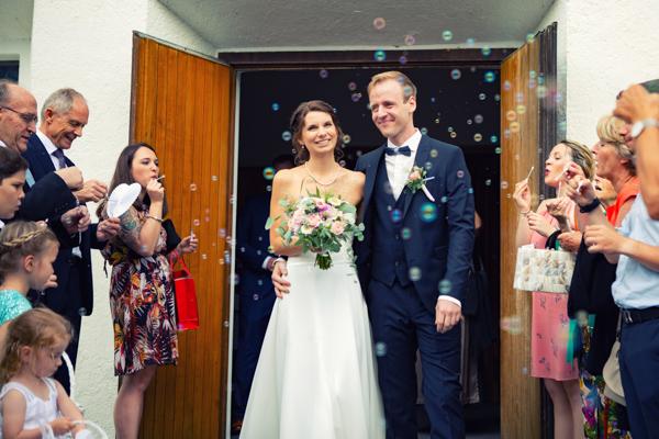 Hochzeit von Caroline & Georg