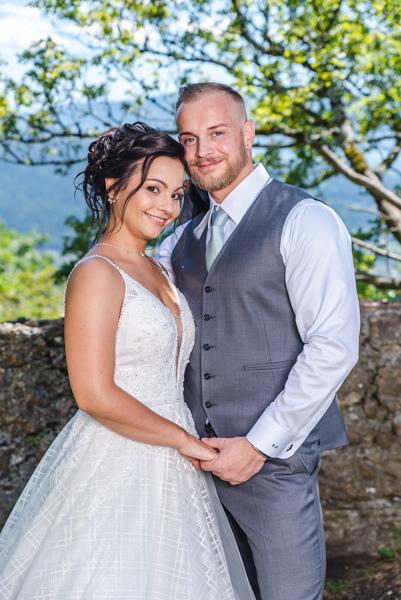Hochzeit von Stephanie & Eric