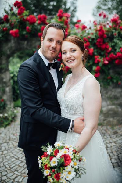 Hochzeit von Veronika & Marlon