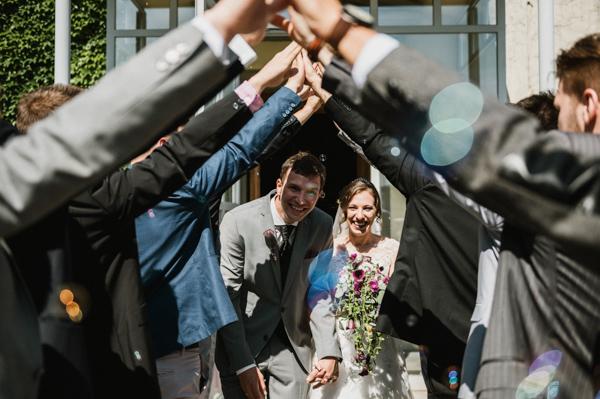 Hochzeit von Julia & Stefan