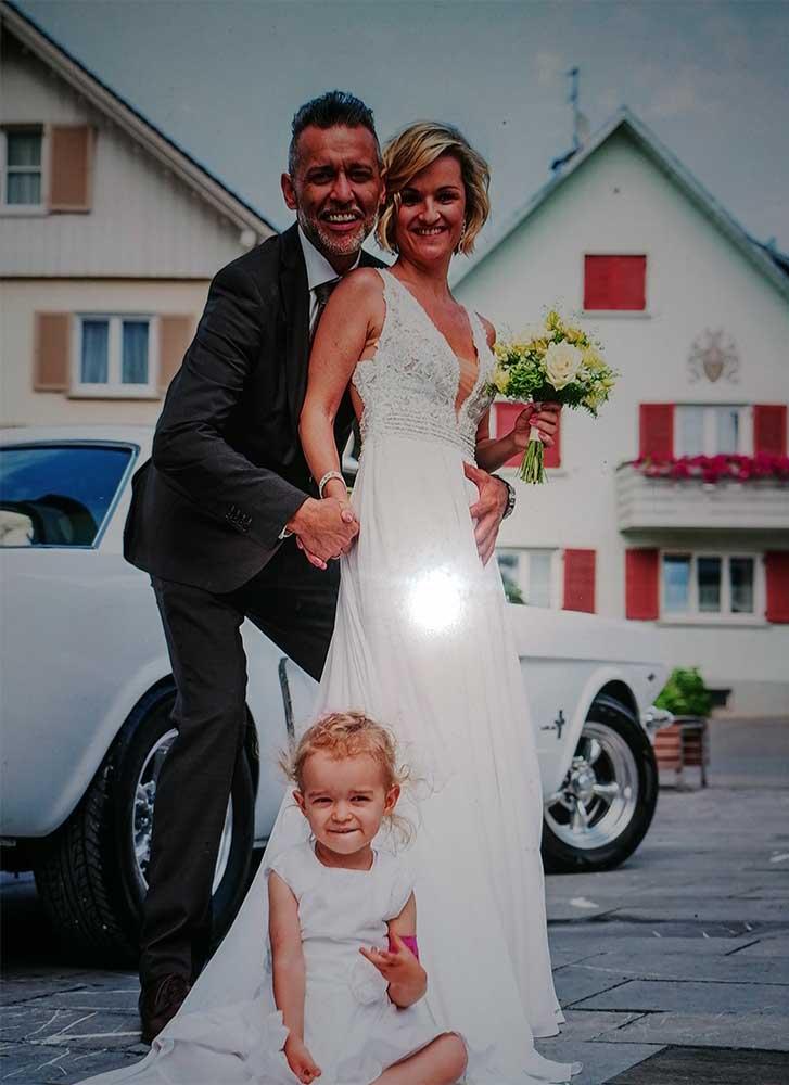 Hochzeit von Conny & Thomas