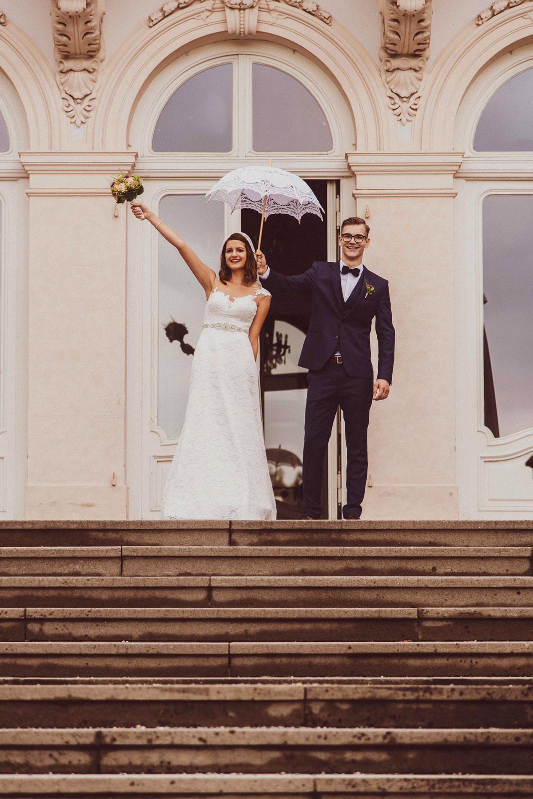 Hochzeit von Andrea & David